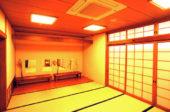 日本間楽屋